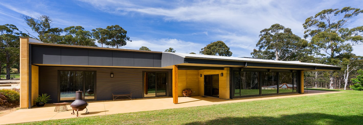 Bushfire Resistant Family Home